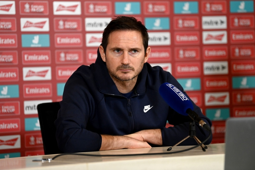 Lampard ignoring talk of potential replacements