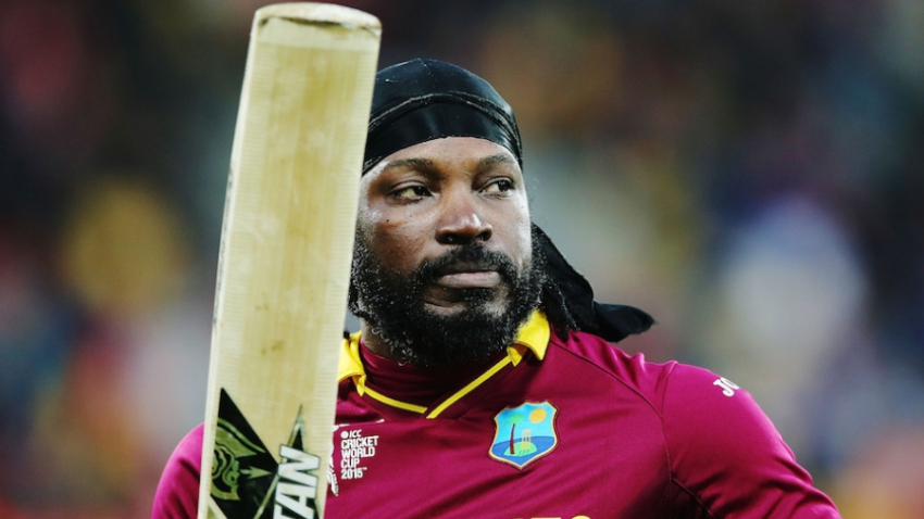 Gayle focused on World Cup