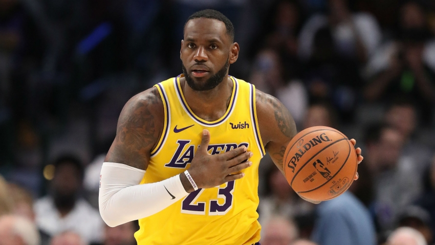 I just love to hoop - LeBron James unsure over load management