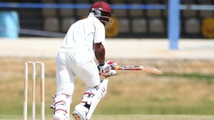 Devon Smith's 199 has left the Barbados Pride struggling to save their game against the Windward Islands Volcanoes.