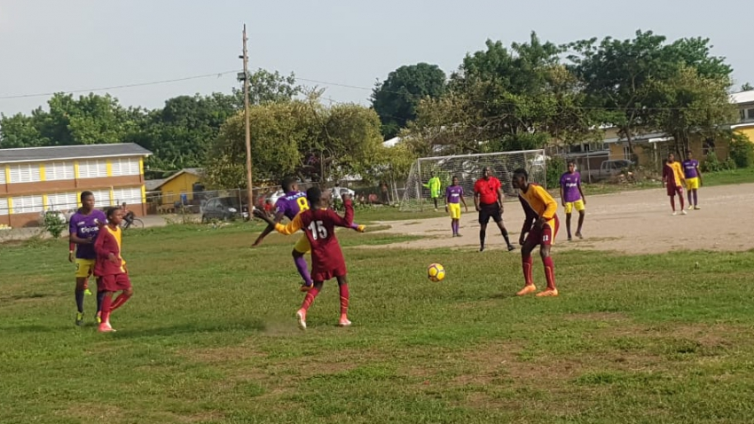 Wolmer's Boys' slip up makes things tight in Group G