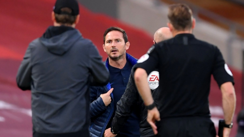 Lampard feels Klopp feud blown out of proportion: 'My respect for him will never change'
