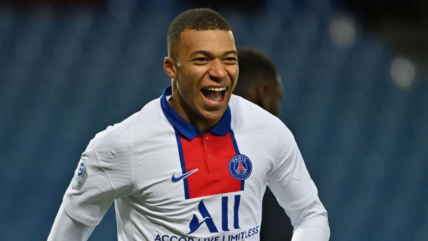 Mbappe 'liberated' after bringing up PSG century