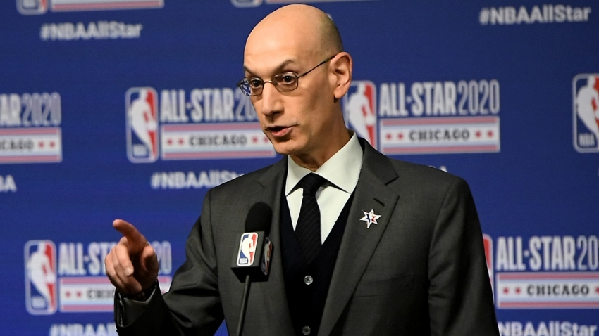 NBA, players finalise terms for restart