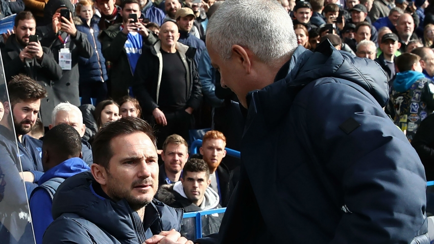 Making a mountain out of Mourinho mole's spill? – Lampard fears training-ground leak