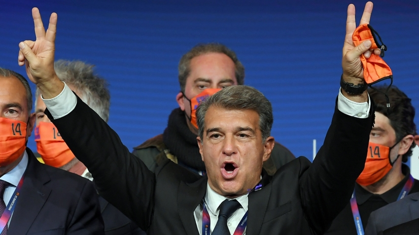 Convince Messi, re-establish La Masia, manage financial crisis - Laporta's to-do list as Barcelona's new president