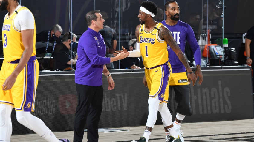 NBA Finals: Caldwell-Pope saved us – Davis credits guard for Lakers' response