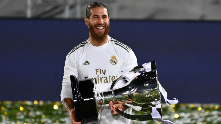 Ramos can play until he's 40, says ex-Real Madrid team-mate Van der Vaart
