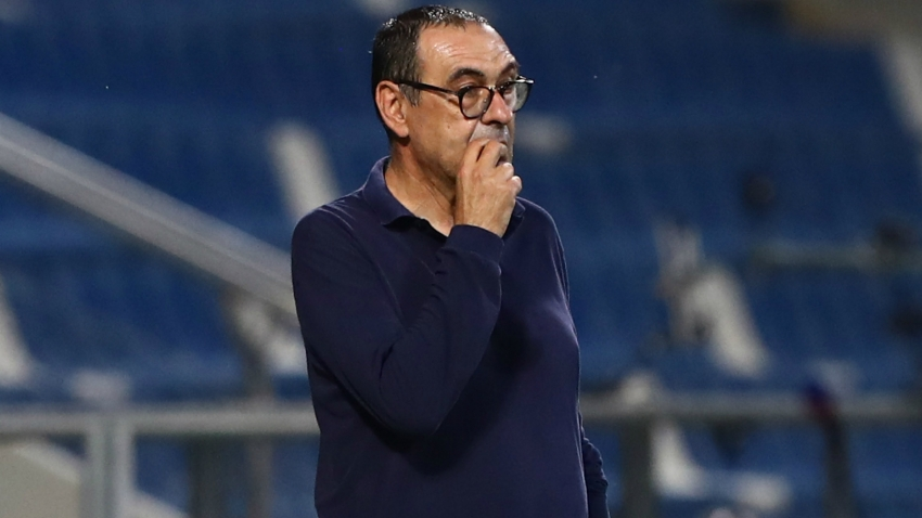 Juventus are 'cursed' in the Champions League, says Sarri