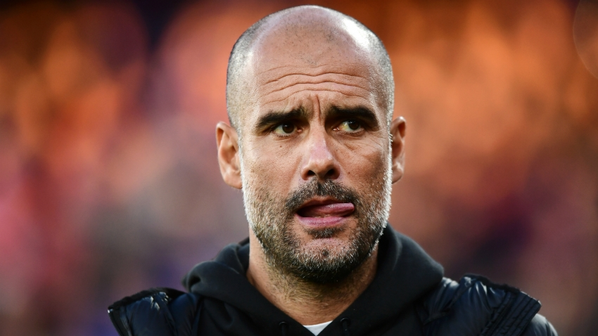 Guardiola: Manchester City still not ready to win Champions League