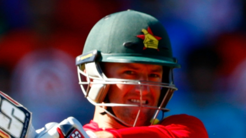Ervine back in familiar routine for Zimbabwe