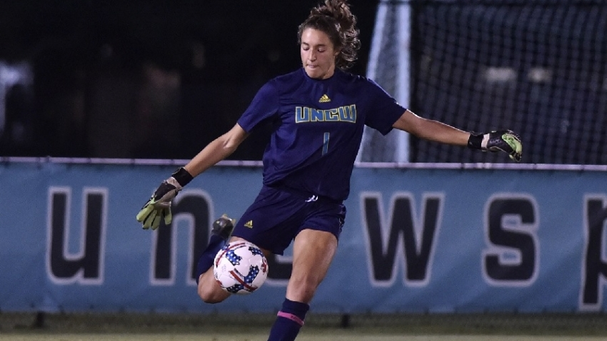 Reggae Girlz goalie Sydney Schneider creates history in NWSL Draft