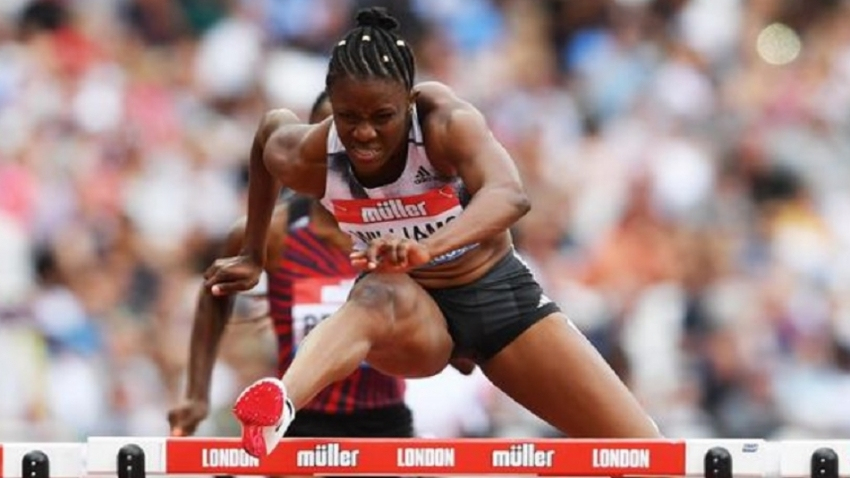 Williams still in hunt for Diamond League despite World Champs clearance