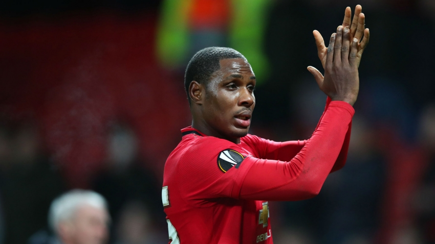 Man Utd 5-0 Bugge: Ighalo scores in Red Devil's win