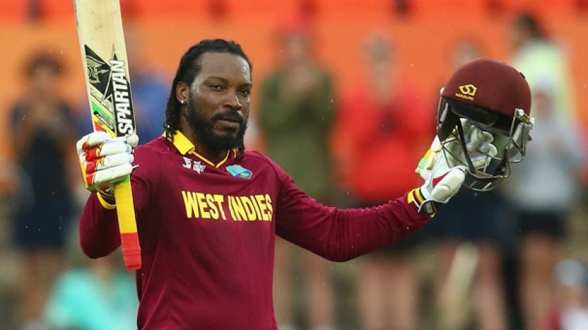 Windies star Gayle to retire from ODIs after World Cup