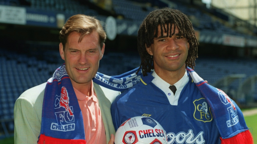 Ruud Gullit to Chelsea: The move that triggered English football's game-changing summer of 1995