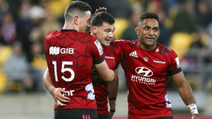 Hurricanes 25-39 Crusaders: Visitors open Super Rugby Aotearoa campaign with bonus point