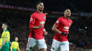 Manchester United 4-0 Norwich City: Solskjaer's men bounce back as Rashford and Mata inspire