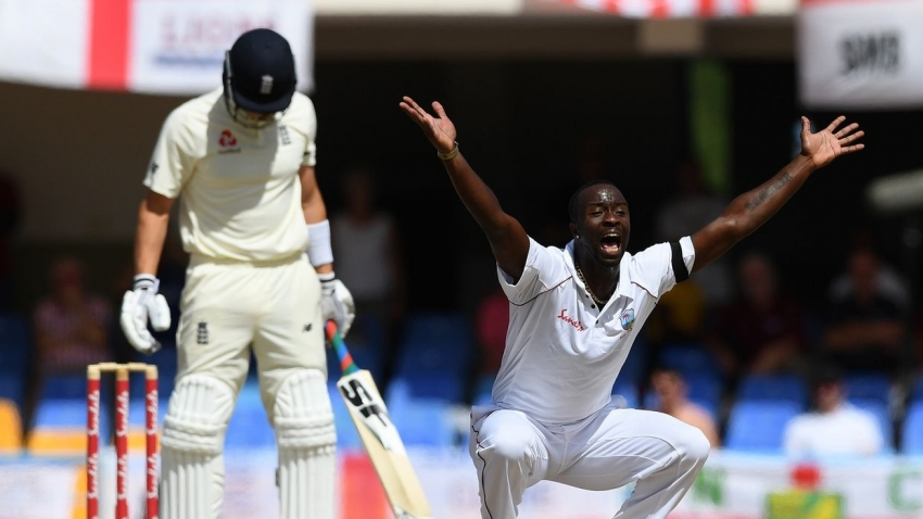 Absence of England anchor Root double edge sword for Windies insists Roach