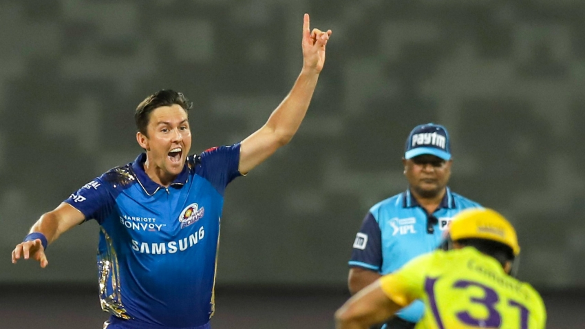 Mumbai go top after Boult and Bumrah burst sets up CSK drubbing