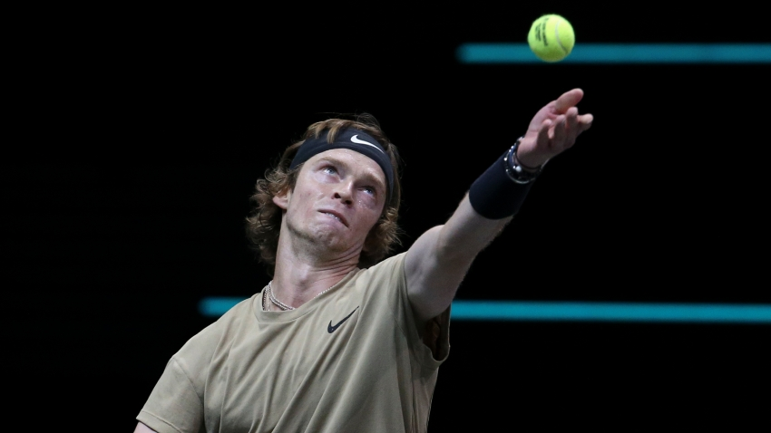 Rublev ready for Murray 'fight' in Rotterdam, Tsitsipas through