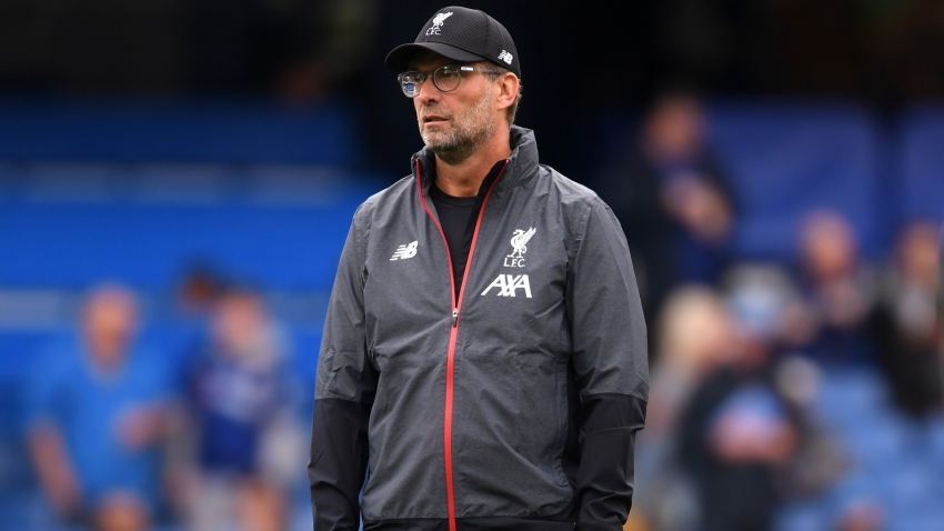 Klopp 'slept pretty well' despite Man City performance