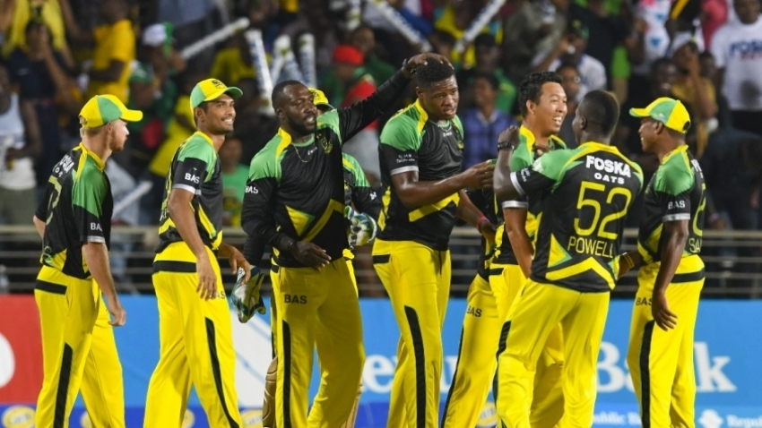 Jamaica's sports minister calls for corporate support to keep Tallawahs in Jamaica