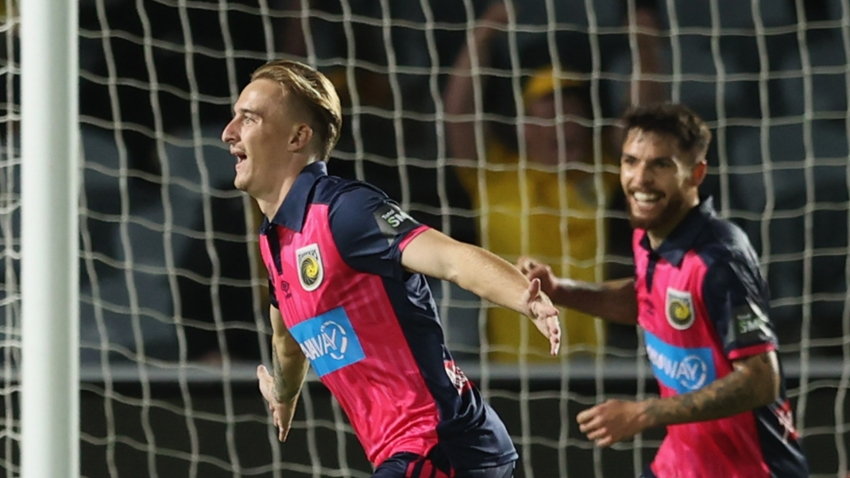 Central Coast Mariners 2-0 Macarthur: Hosts go seven clear by winning top-of-the-table clash