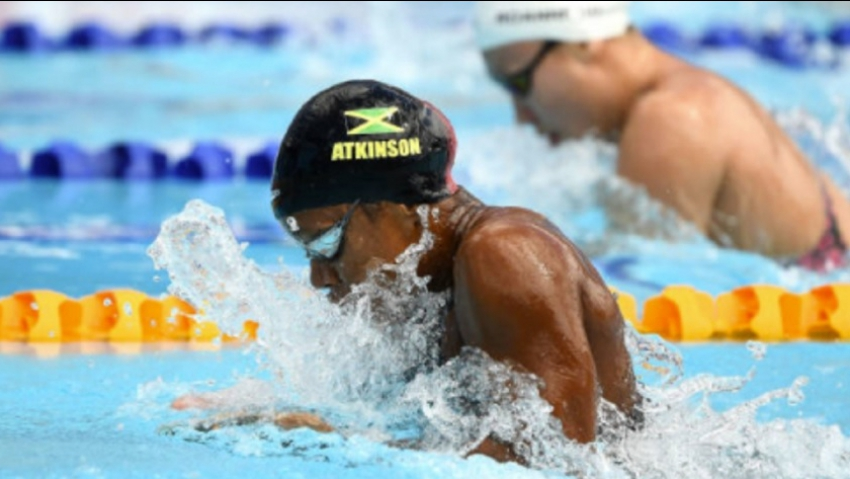 Alia Atkinson leads youthful Jamaica team into competition at CAC Games
