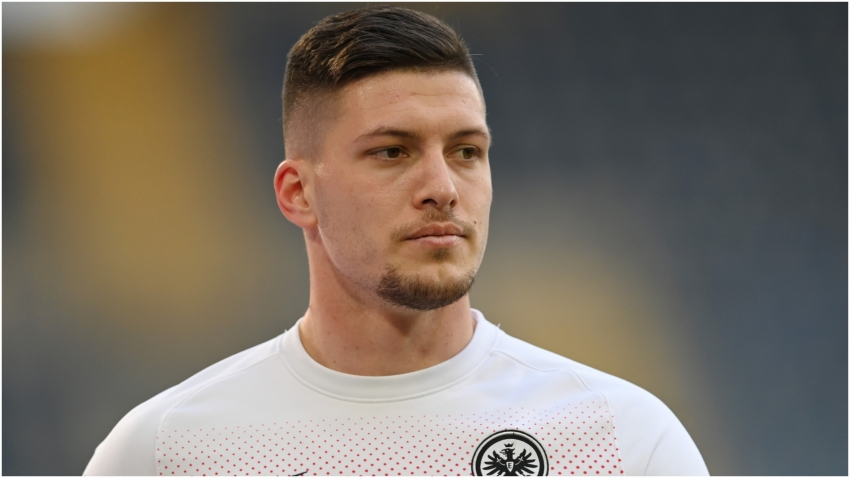 Are you watching, Real Madrid? Jovic scores again for in-form Eintracht Frankfurt