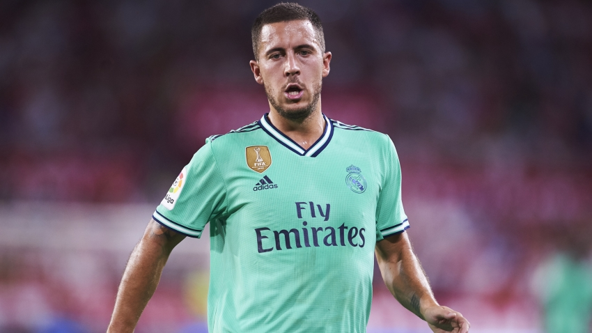 Hazard backs Real Madrid to have 'great season' despite tough start