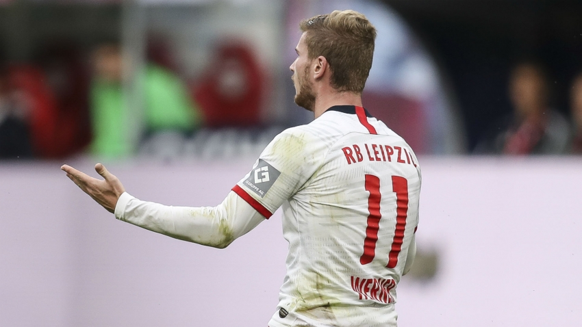 Nagelsmann unhappy with subbed Werner in Leipzig win