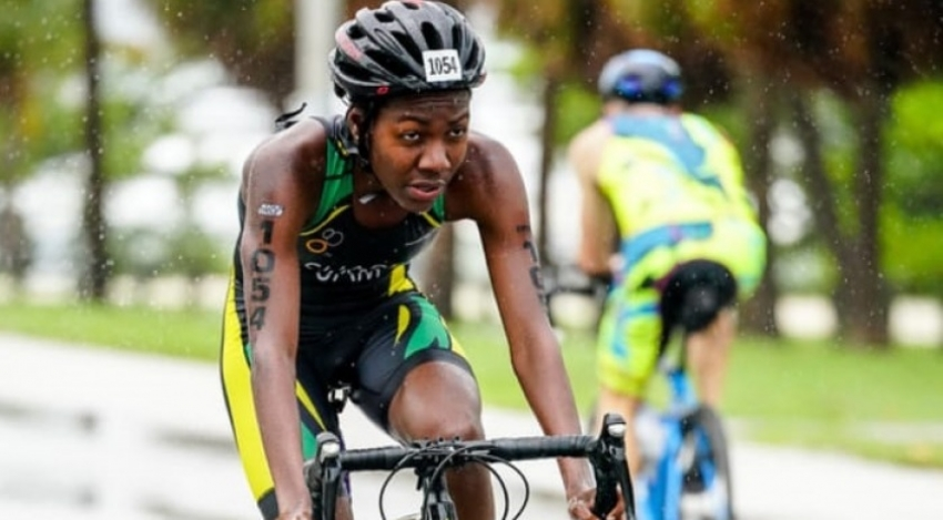 Jamaican triathlete selected for specialized development programme