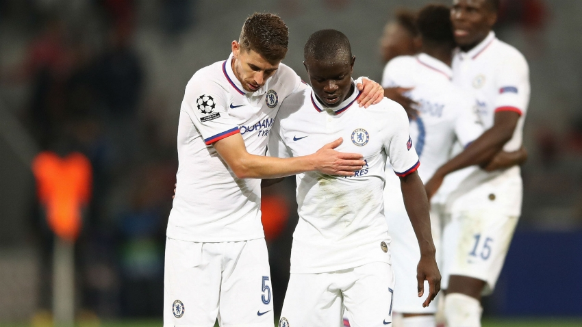 Kante hamstring injury gives Jorginho a route back at Chelsea