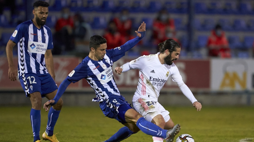 Alcoyano 2-1 Real Madrid (aet): Juanan the hero in huge Copa del Rey upset