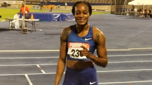 Elaine Thompson fast again after putting Achilles 'stress' behind her