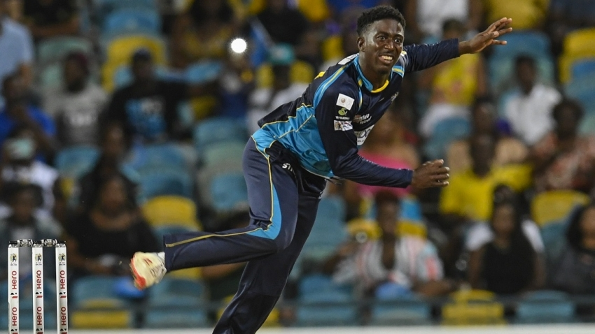 Windies chief selector Harper believes Walsh Jr could be solution to wicket-taking woes