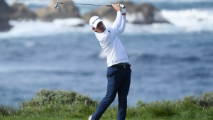 Mickelson, Day chasing Taylor at Pebble Beach