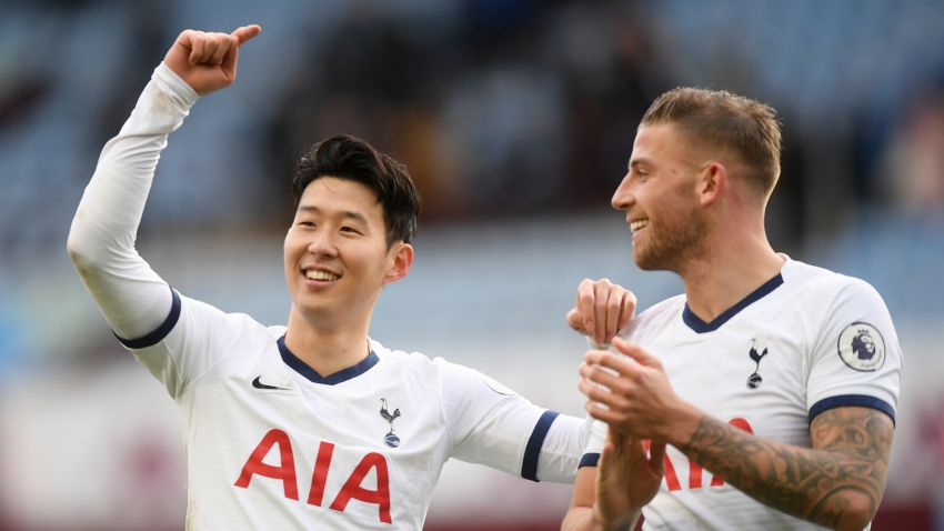 Mourinho jokes Alderweireld 'scored three goals' in Spurs thriller