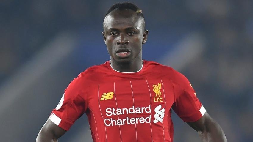 Mane forced off injured in first half of Liverpool's clash with Wolves
