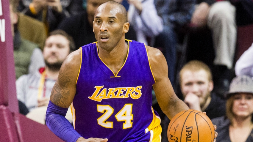 Kobe Bryant dead: Over one million signatures for petition to make Lakers great the new NBA logo