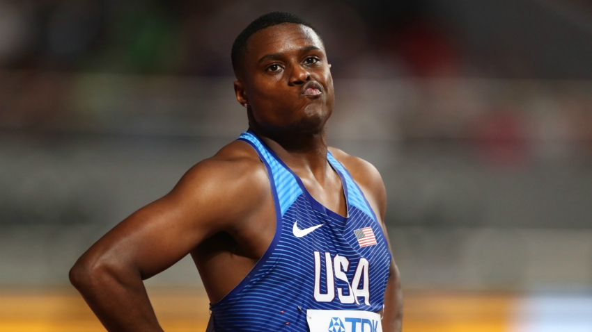 World 100m champion Christian Coleman to miss Olympics despite ban reduction