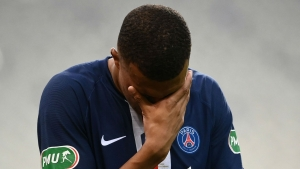 BREAKING NEWS: PSG forward Mbappe out of Champions League quarter-final against Atalanta