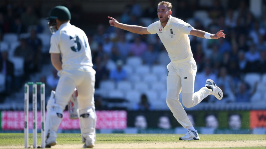 Stuart Broad looking for next step to further improve as cricketer