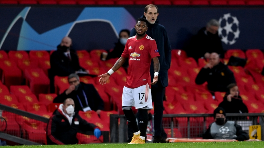 Solskjaer blind to Fred alert to leave Man Utd and PSG on Champions League knife-edge