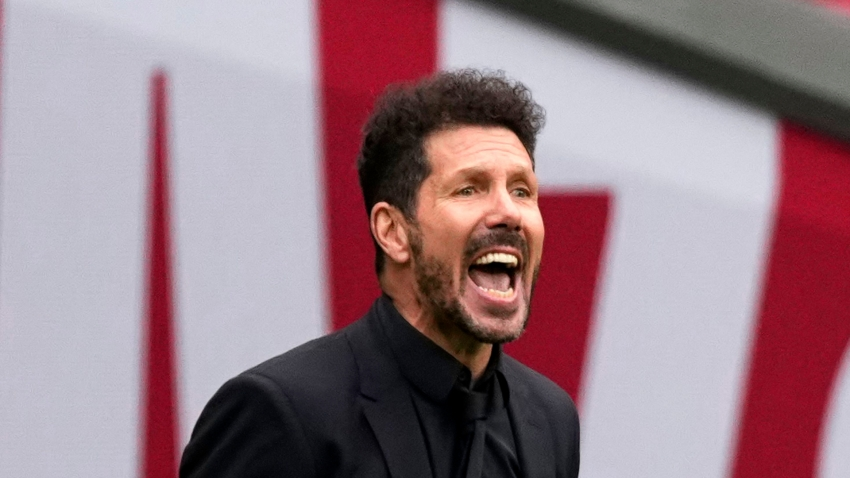 Simeone has no plans to watch Real Madrid against Sevilla