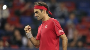 Federer up and running in quest for 10th Swiss title