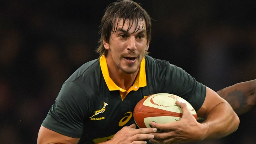 Etzebeth to skipper Boks as Elstadt and Herschel Jantjies make bows