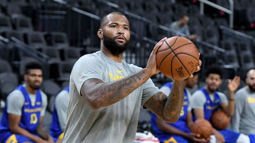 Los Angeles Lakers' Cousins suffers ACL injury