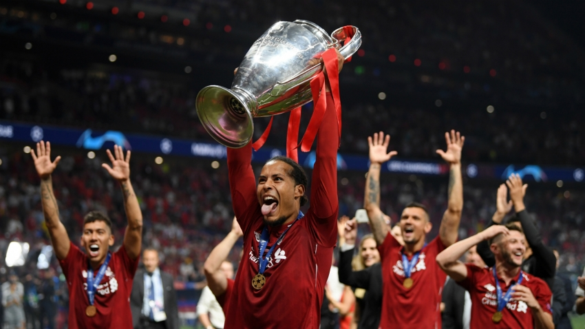 Liverpool quintet dominate Champions League Team of the Year 2019
